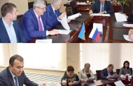 Общественный совет  избрал кандидатуры Председателя Общественного совета и его заместителя