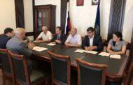 Совещание о создании в регионе государственной организации по оказанию услуг Управления миграции МВД по Карачаево-Черкесии
