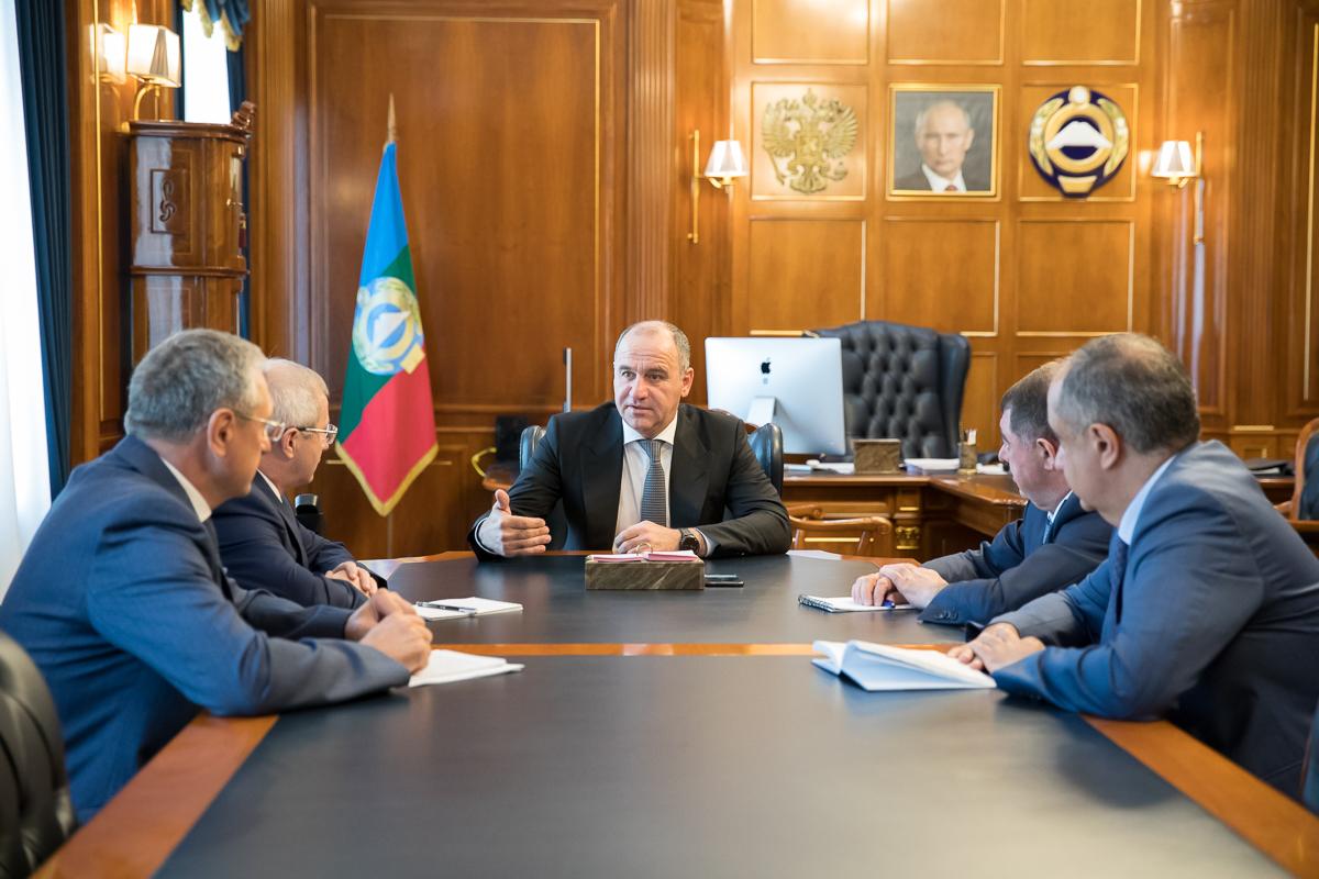 Глава Карачаево-Черкесии поручил Правительству вести активную работу по включению республики в Нацпроекты