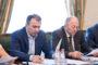 Министр финансов Карачаево-Черкесии Рустам Эльканов принял участие в заседании Правительства республики