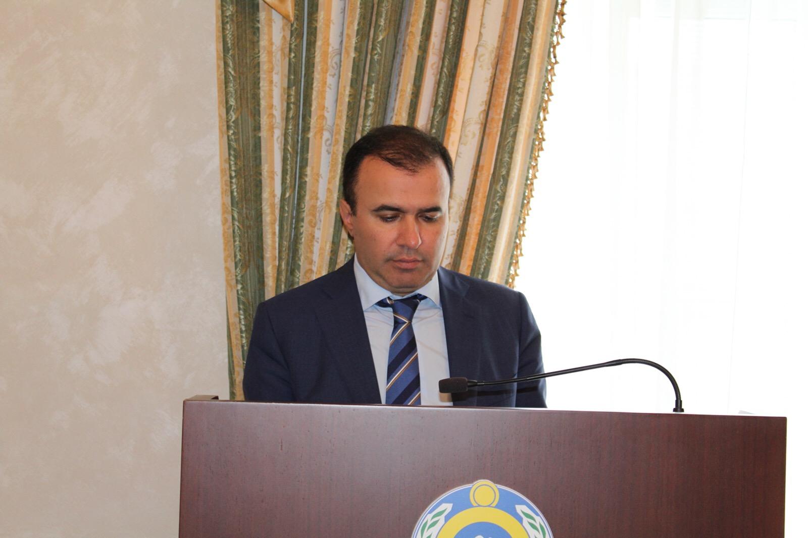Министр финансов Карачаево-Черкесии Рустам Эльканов принял участие в заседании Комитета по экономической политике, бюджету, финансам, налогам и предпринимательству