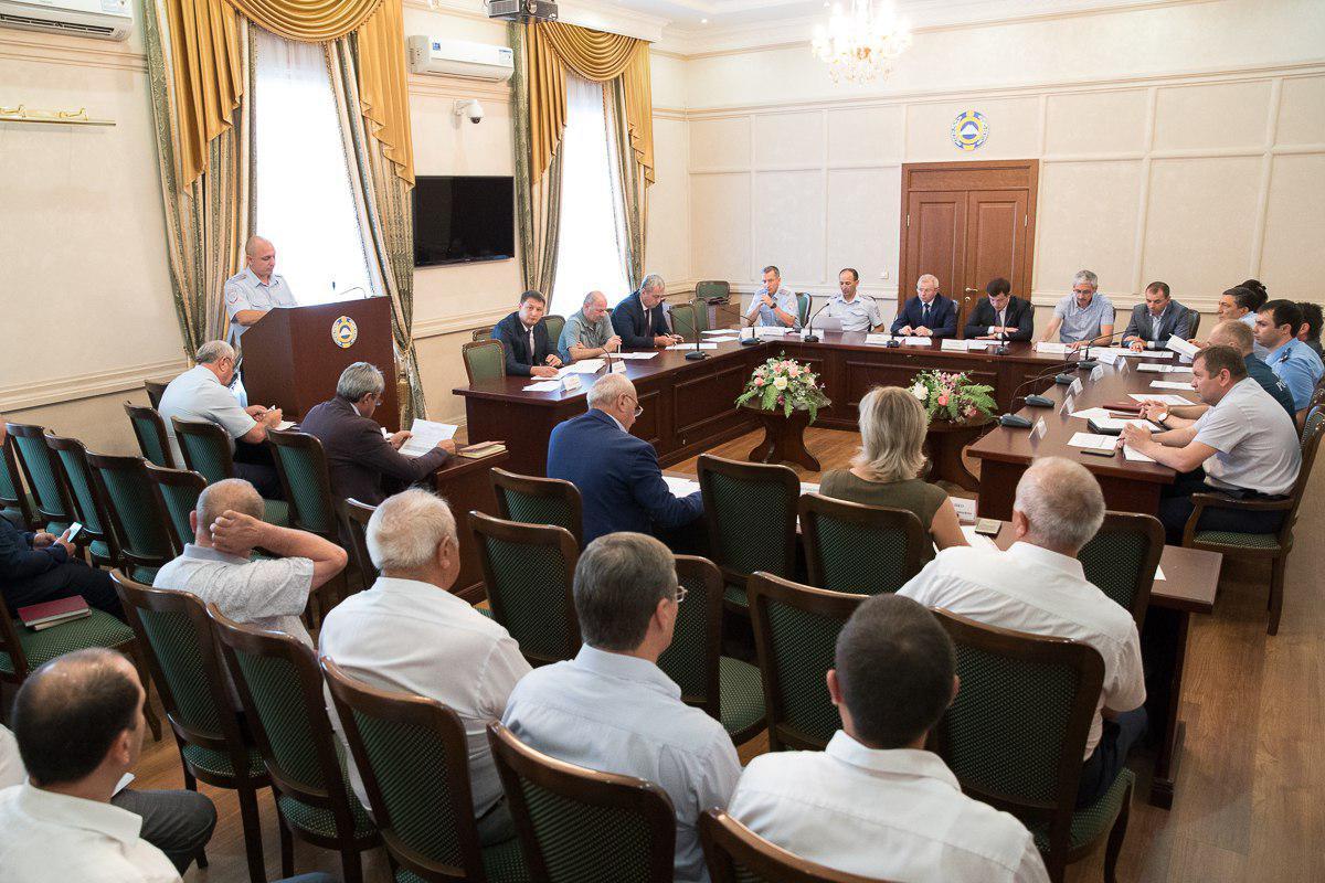 В Карачаево-Черкесии за первое полугодие текущего года количество ДТП сократилось почти на 20%