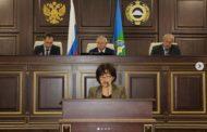 В Доме Правительства КЧР под руководством Председателя Правительства Карачаево-Черкесской Республики Аслана Озова состоялось очередное заседание Комиссии по мобилизации доходов