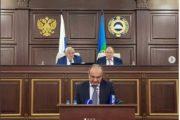 В Доме Правительства КЧР состоялось очередное 48 пленарное заседание под руководством Председателя Парламента КЧР