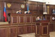 14.11.2019г. прошла очередная третья сессия Народного Собрания (Парламента) Карачаево-Черкесской Республики VI созыва.