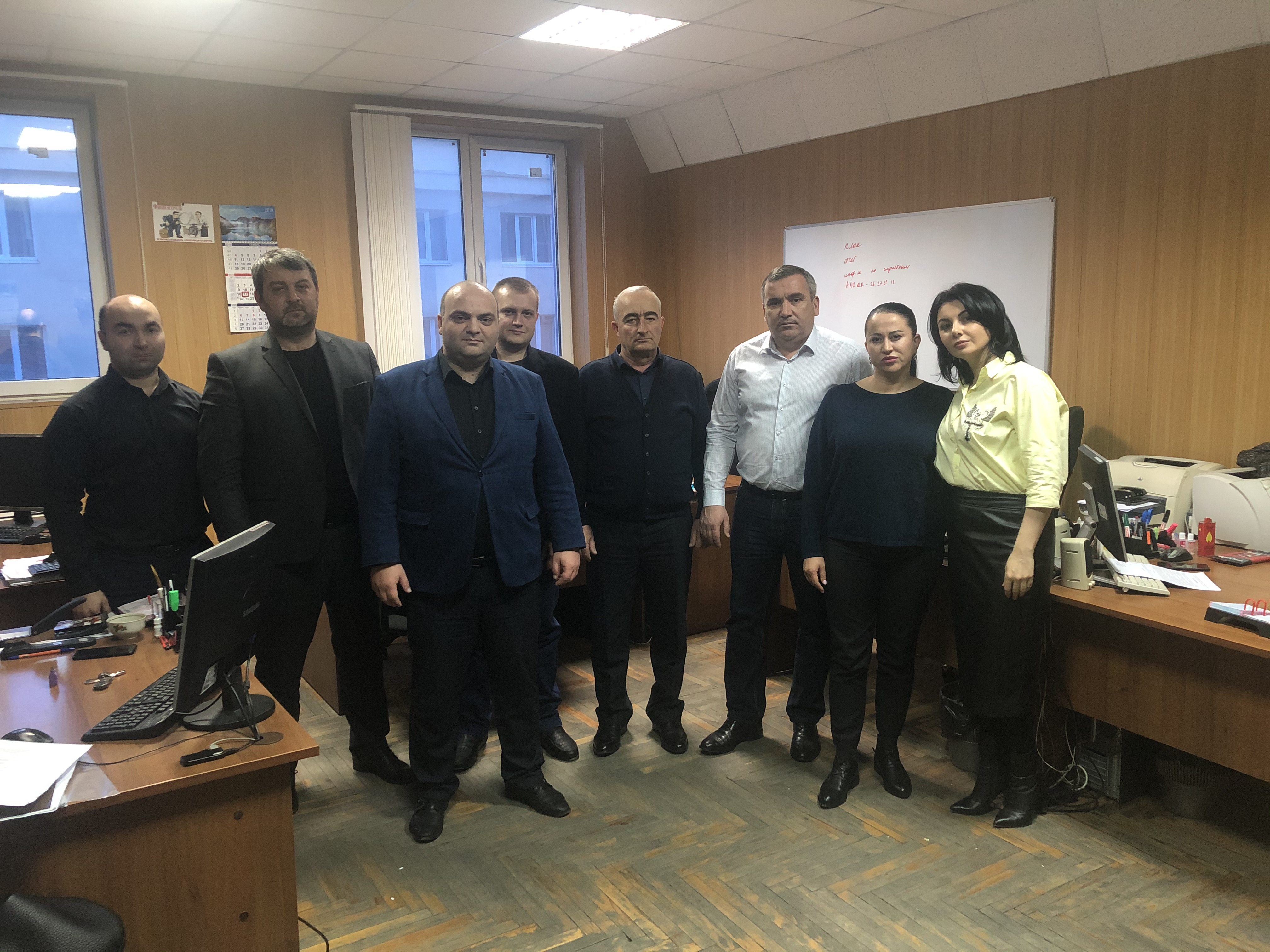 Антикоррупционный семинар, на тему: «Антикоррупционные стандарты поведения государственных гражданских служащих».