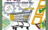 1 апреля заработают поправки об электронных малых закупках