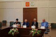 Заседание республиканской трёхсторонней комиссии по регулированию социально-трудовых отношений