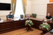 Заседание республиканской комиссии по ЧС